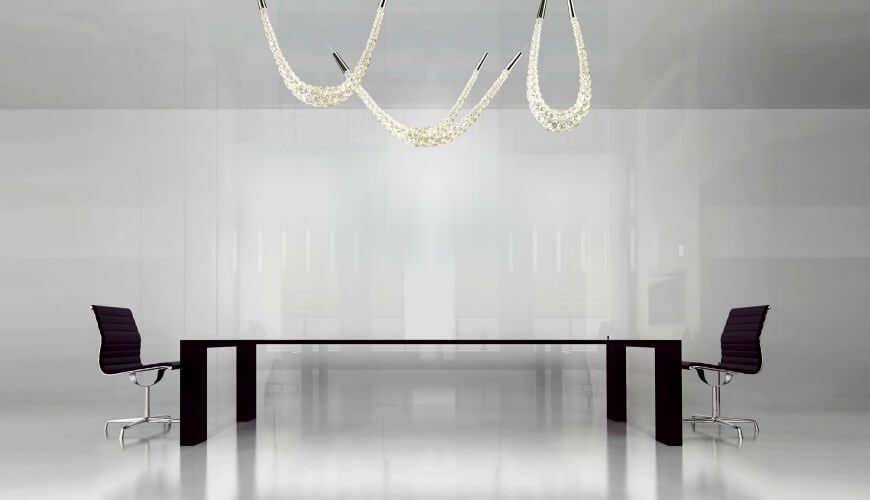 contemporary crystal chandeliers