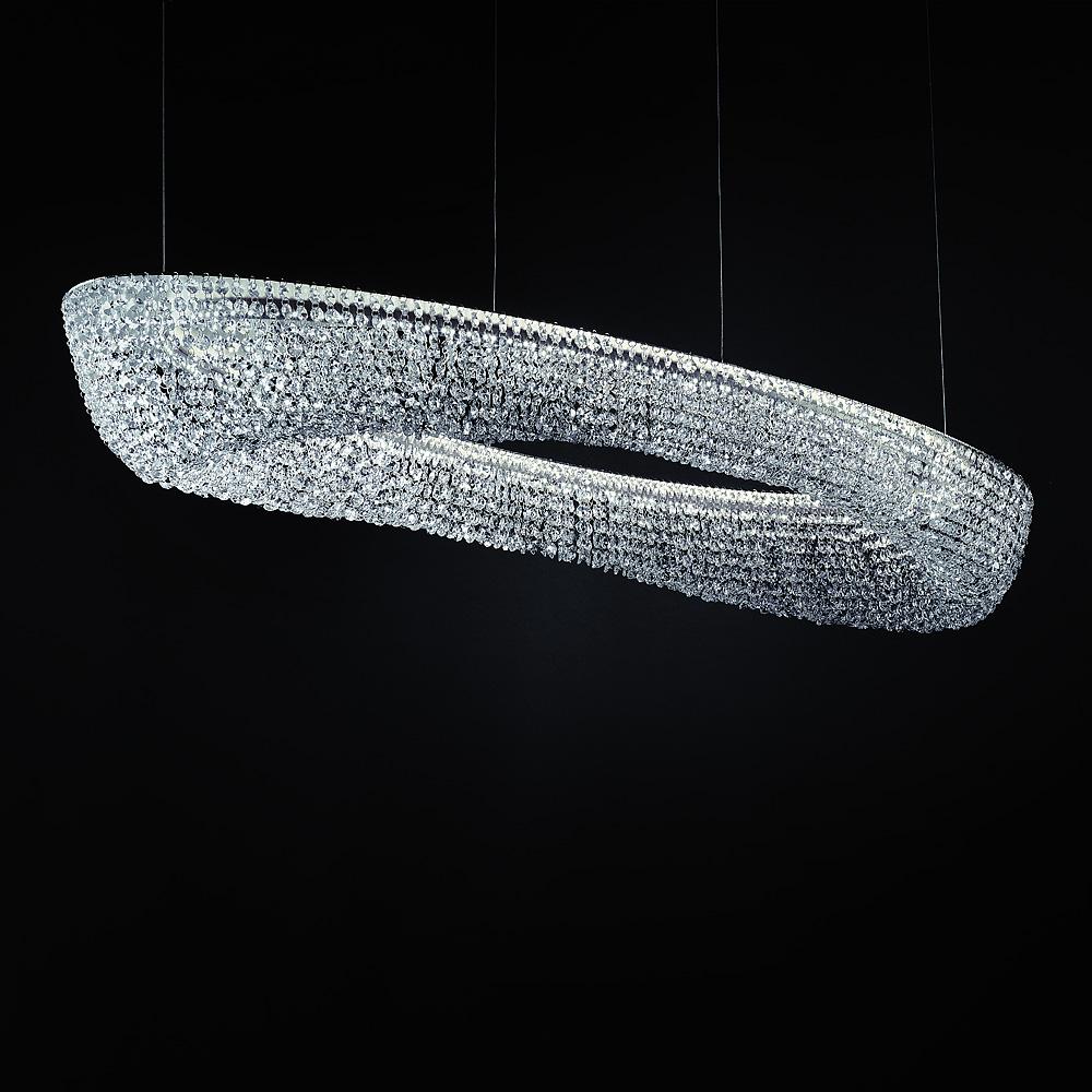kristálycsillárok a CRYST Lighting-tól
